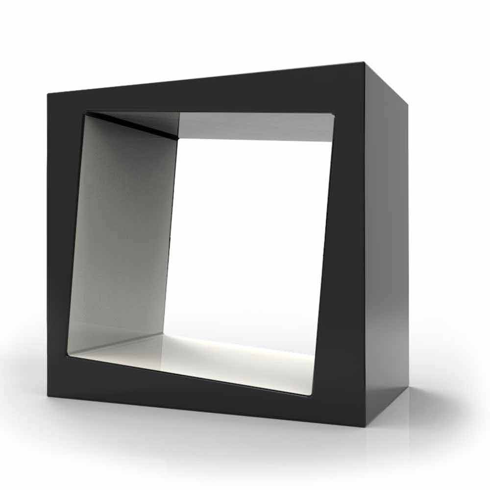 Modern design wall shelf kubo made in italy for Modern shelf design