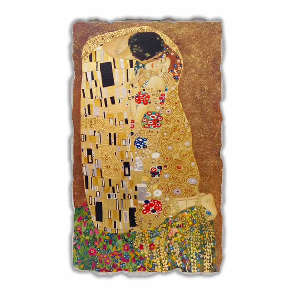 The Kiss By Gustav Klimt Big Size