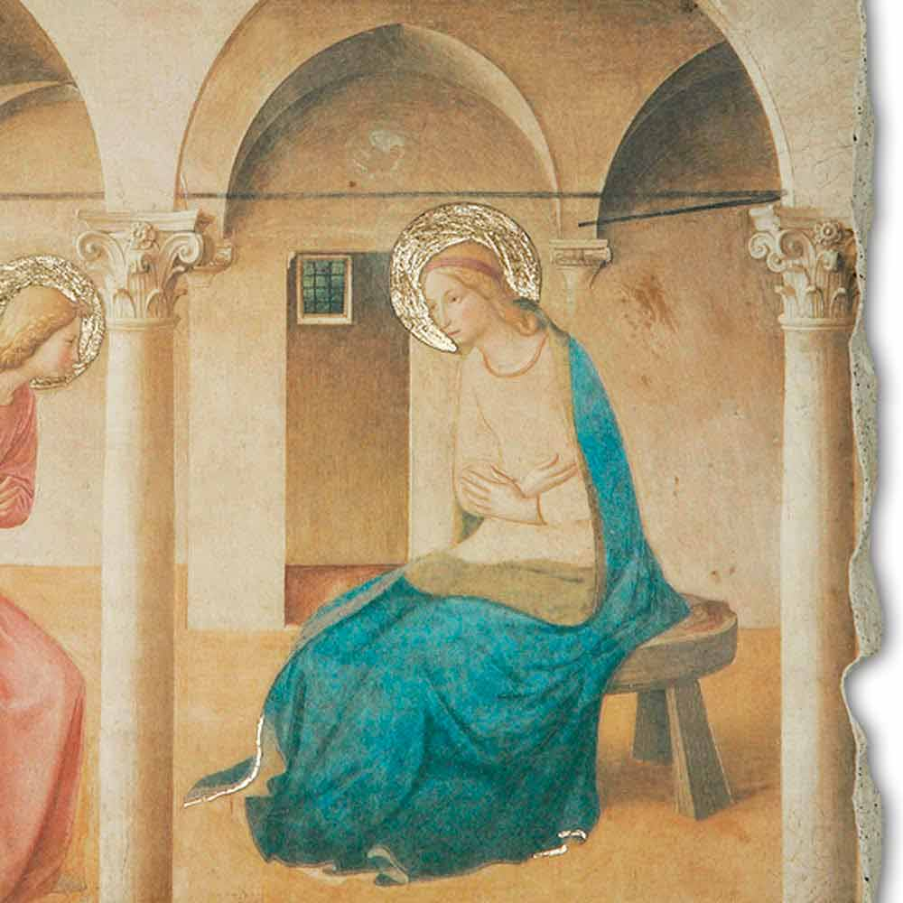 the life and work of fra angelico an italian painter Fra angelico, a dominican friar his best known and perhaps most thoroughly timeless work is from the series of frescoes he painted in s marco famous italian.