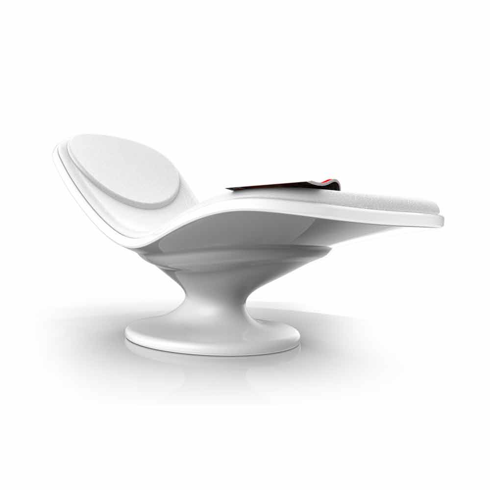Chaise Longue Design Modern Sightly Made in Italy by Zad Italy, on ...
