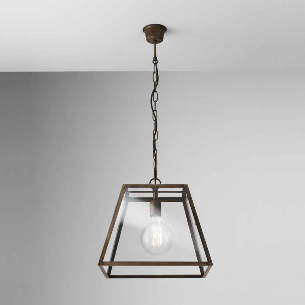 Pendant lights and hanging lamps made in italy by il fanale vintage industrial iron pendant light london il fanale mozeypictures Image collections