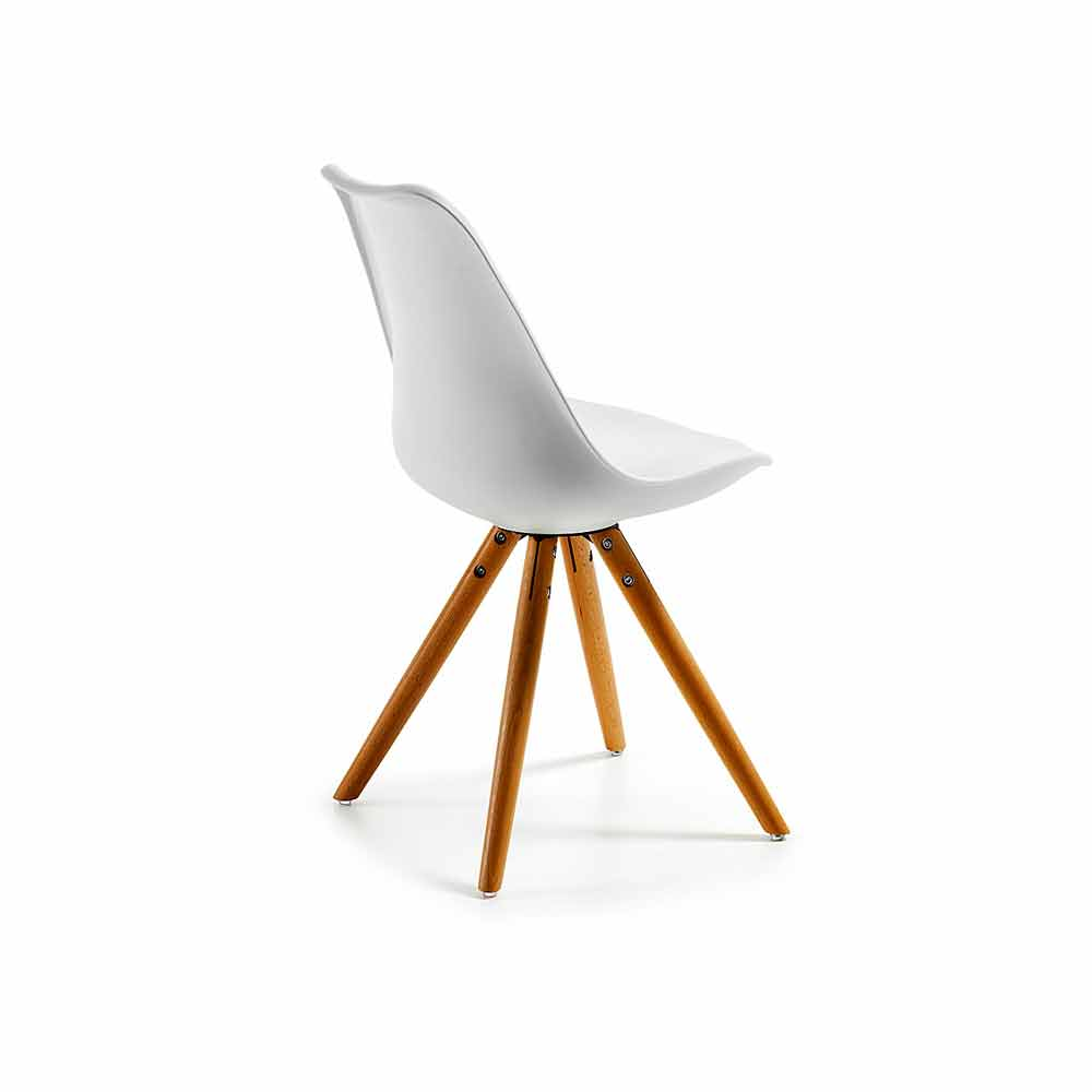 Modern Kitchen Chair Made Of Wood Felix