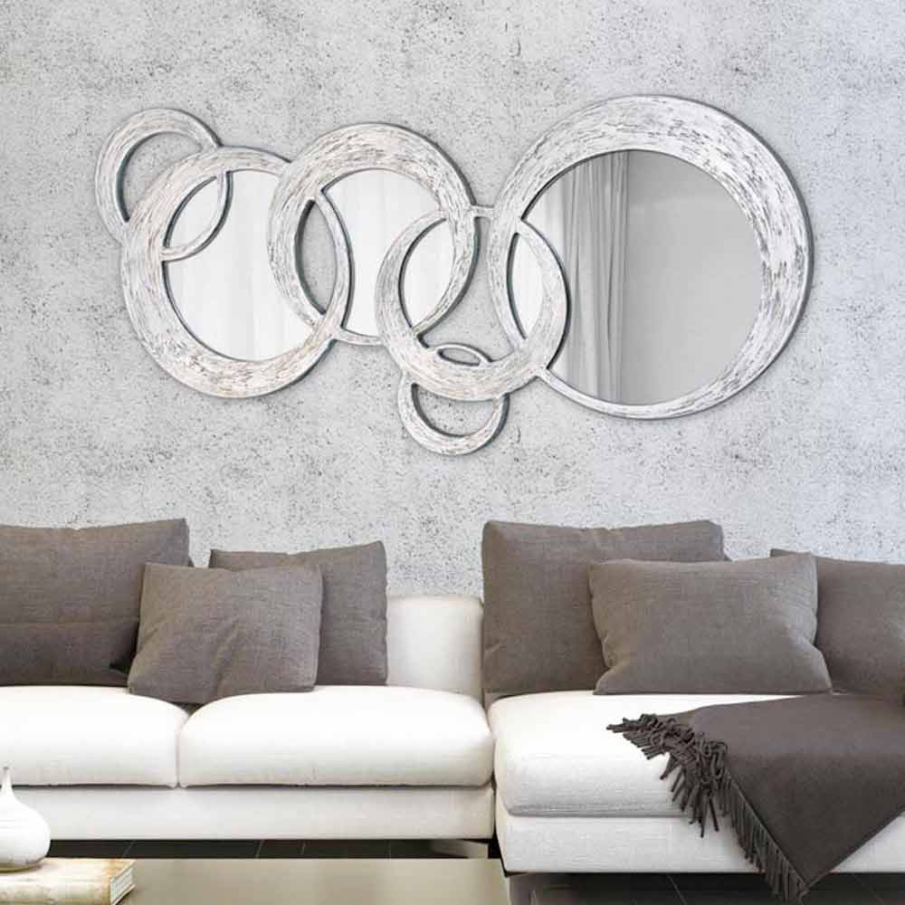 Designer Mirrors For Living Rooms Part - 42: Viadurini