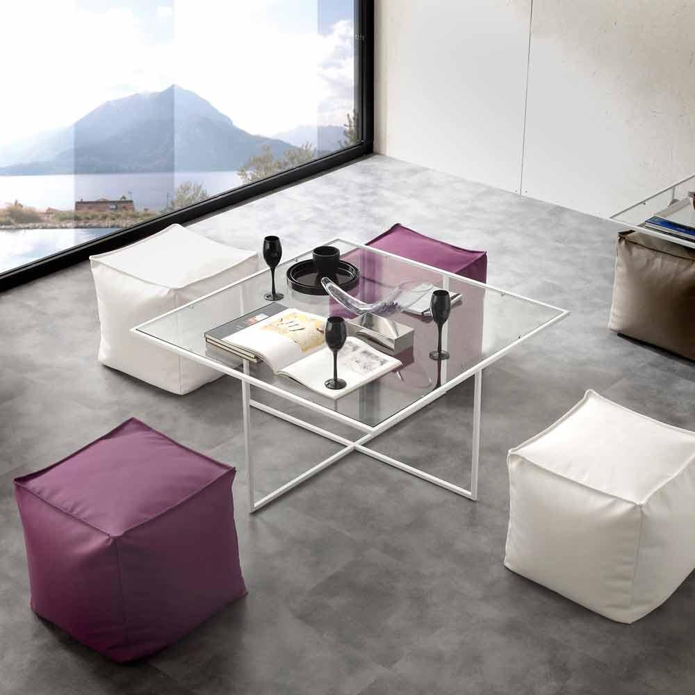 mondo convenienza pouf molecule pouf by la cividina. Black Bedroom Furniture Sets. Home Design Ideas