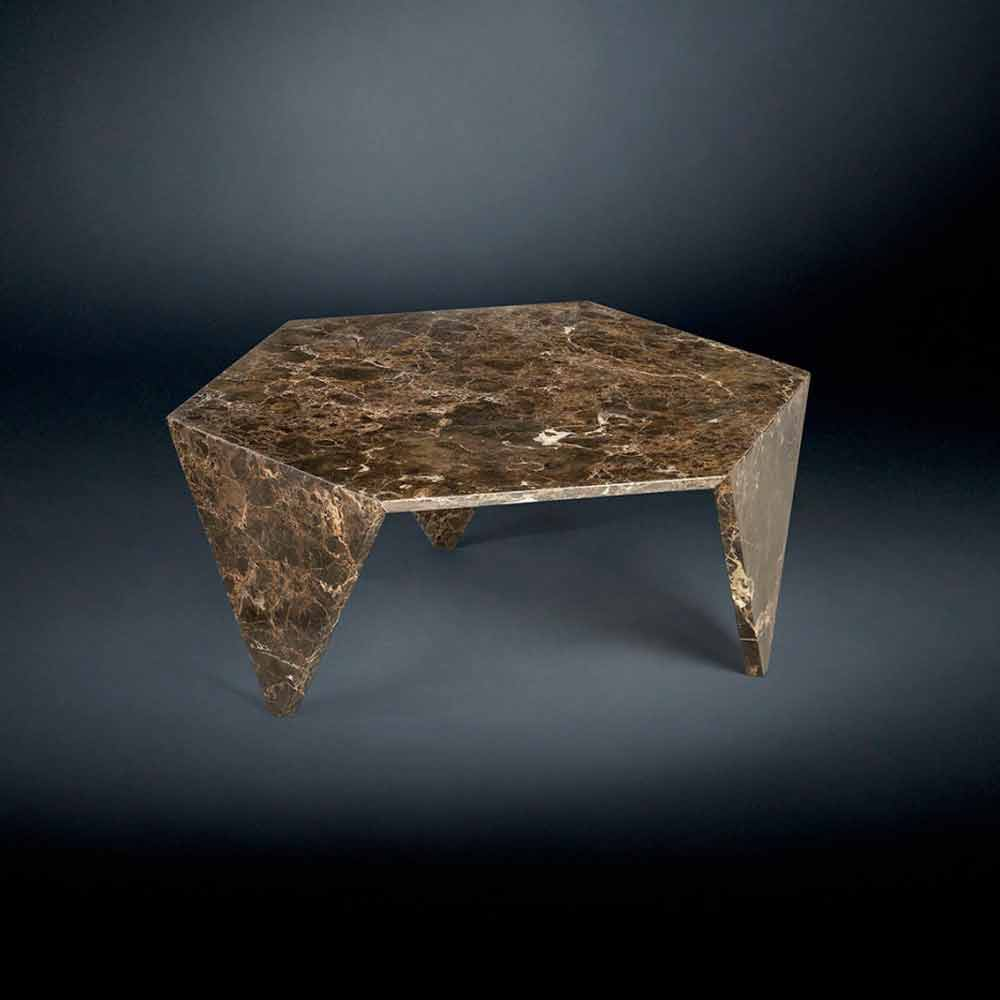 Modern Marble Coffee Table Uk: Marble Coffee Table Ruche, Modern Design