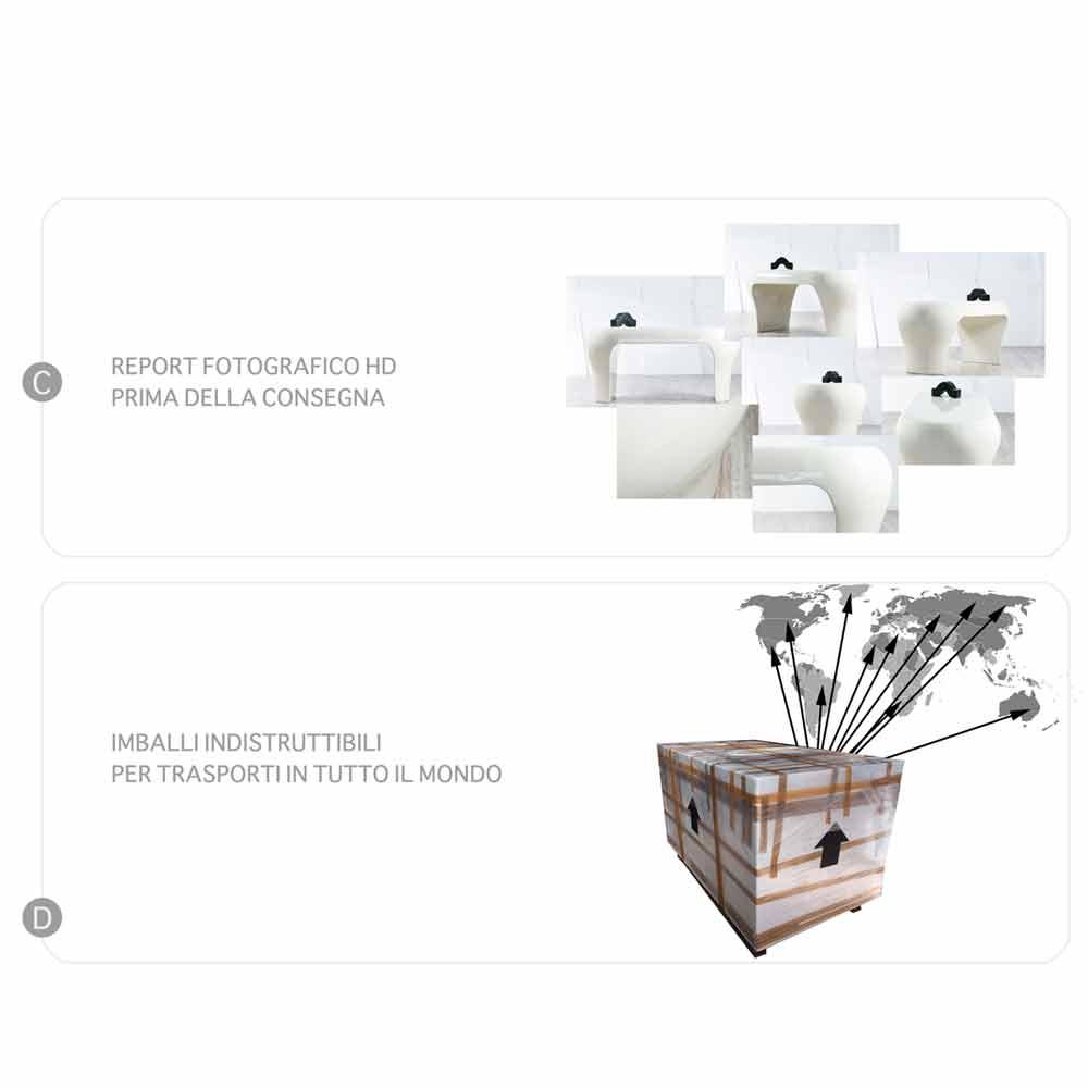 Simple Nella Vetrina Tender 01 Contemporary Italian Bathroom In Tranche Wood