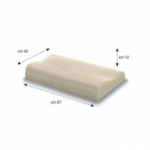 Cervical Pillow Memory