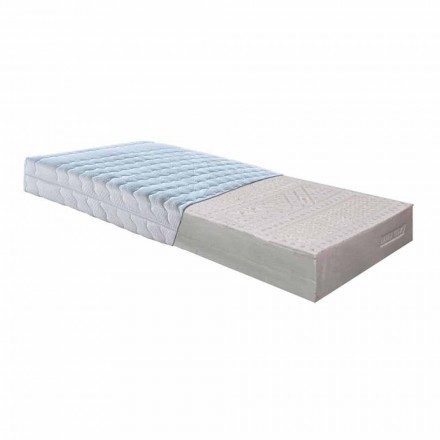 A mattress and a Half Square 7 Zone 100% Latex PureLatex