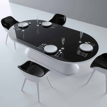 Table Modern Design Confortable Made in Italy