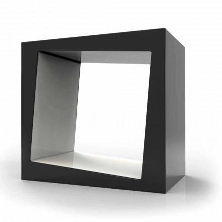 Modern design wall shelf Kubo Viadurini Design Made in Italy