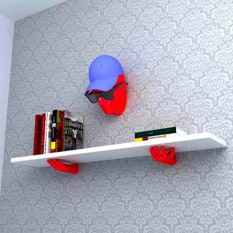 Shelf Design Vladimir Made in Italy