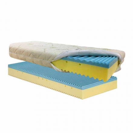 Mattress Bio Shape Square and Half