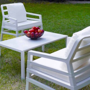 Asia Coffee Table for Outdoor Omni Wicker