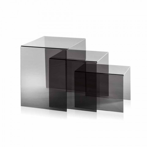 3 Amalia tiles matching tiles, modern design, made in Italy