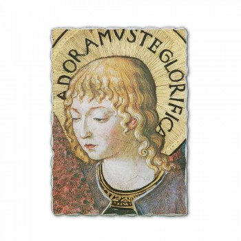"Fresco Benozzo Gozzoli ""Choirs of Angels in Adoration"" -1454"