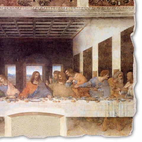 """Fresco done in Italy Leonardo da Vinci's """"The Last Supper"""""""