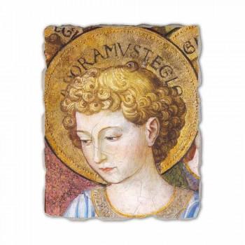 "Gozzoli fresco ""Choirs of Angels in Adoration"" - 1454 ca"
