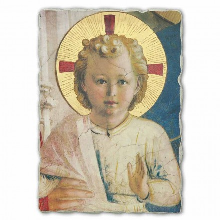Madonna of the Shadows by Fra Angelico, big size