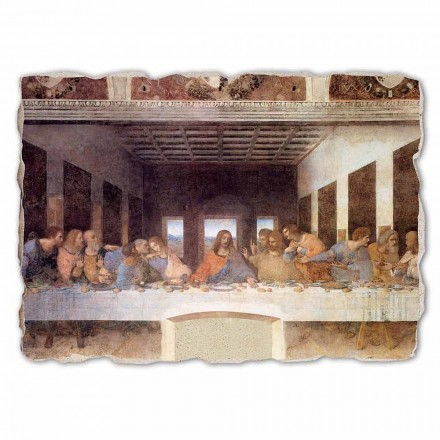The Last Supper by Leonardo da Vinci,, big size