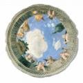 Ceiling Oculus fresco by Andrea Mantegna, big size