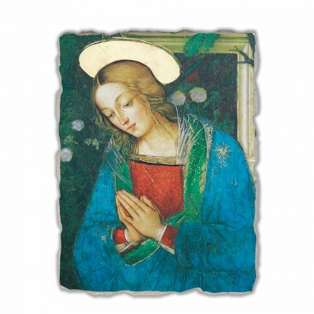 Nativity by Pinturicchio, hand-painted fresco