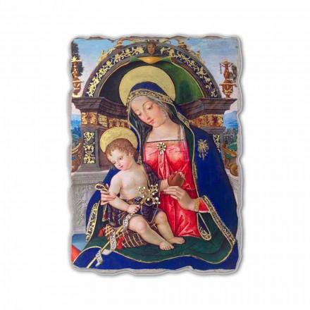 Pala di S. Maria dei Fossi (detail) by Pinturicchio
