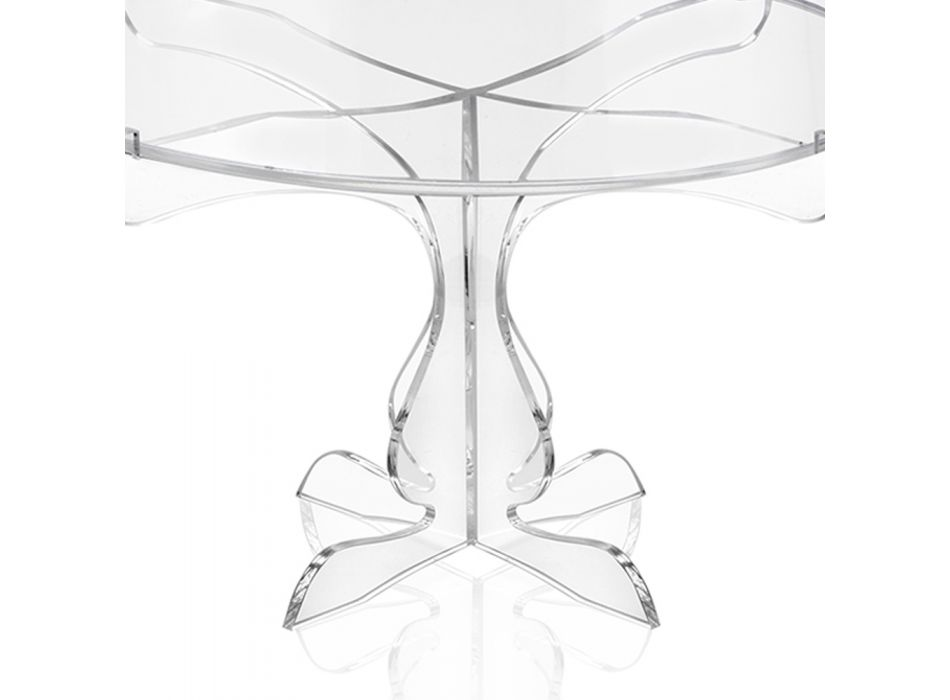 Cake Stand in Transparent Plexiglass 2 Sizes Made in Italy - Sistina