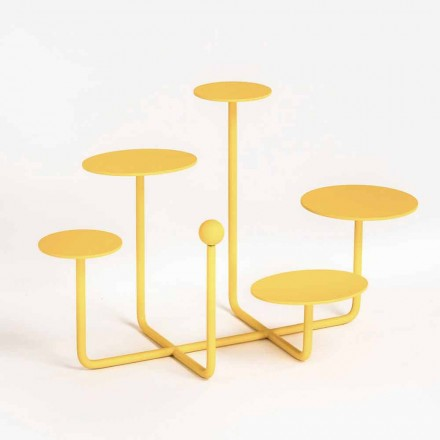 Design Sweets Stand in Painted Steel Made in Italy - Pennellope
