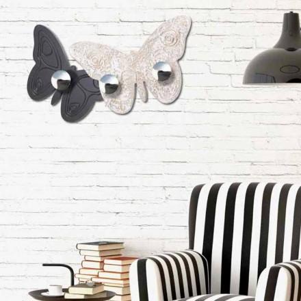 Designer Wall Coat Hook Melitea by Viadurini Decor, made in Italy