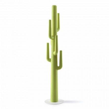 Design Coat Stand in Colored Polyethylene Made in Italy - Zastor