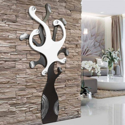 Modern Coat Hook Piovra by Viadurini Decor, made in Italy