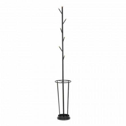 Modern Design Floor Umbrella Stand in Iron - Melli