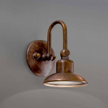 Outdoor designer wall lamp Giulietta Sprint – Small