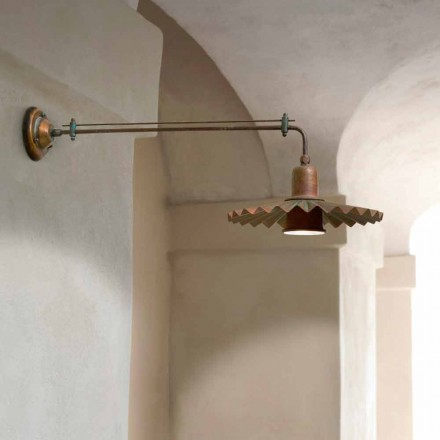 Modern design wall lamp Civetta by Aldo Bernardi