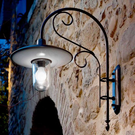 Modern design wall lamp Otello by Aldo Bernardi