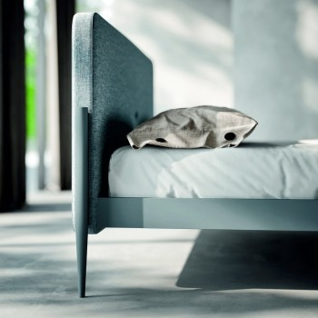 Bedroom Furniture with 4 Elements Modern Style Made in Italy - Eletta