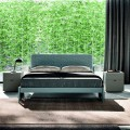 Bedroom with 4 Elements Modern Style Furniture Made in Italy - Eletta