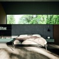 7-Element Bedroom Furniture Made in Italy - Ruby