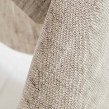Cream or Natural White Linen Bath Towel Made in Italy - Blessy