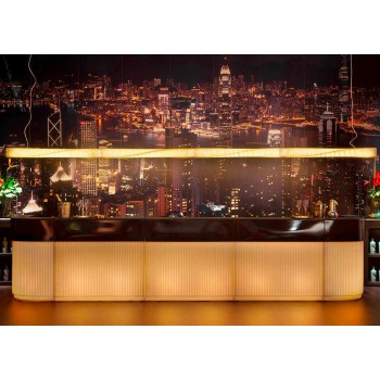 Polyethylene Bar Table, Bright and Standard L120 - Cordial by slide