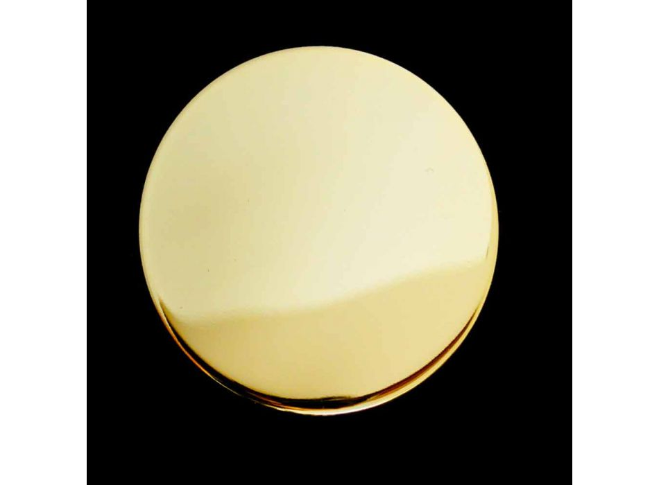 Classic Design Bidet Battery in Brass with 3 Holes Made in Italy - Klarisa