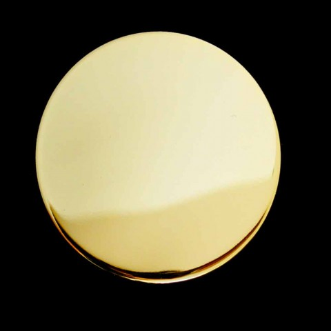 3 Hole Classic Style Bidet Battery in Brass Made in Italy - Klarisa