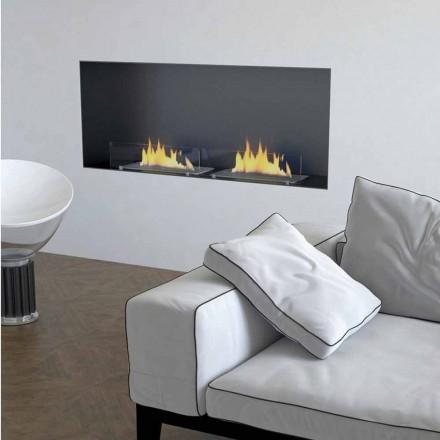 Bioethanol fireplace insert Hardy 125