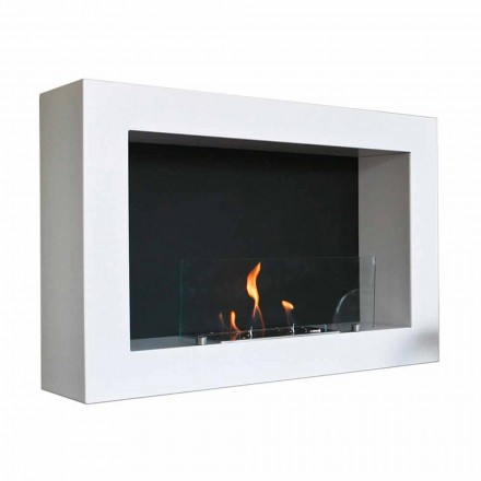 Wall mounted bio ethanol fireplace Blake