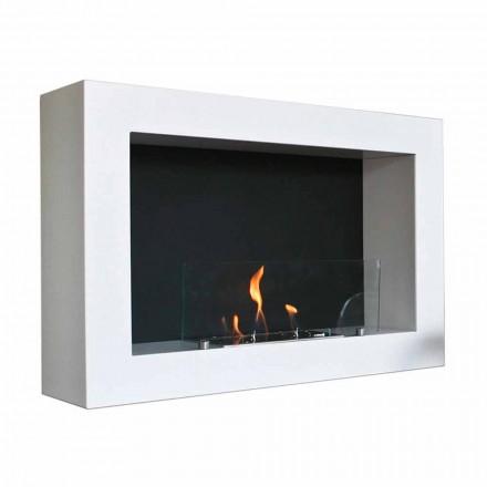 Wall mounted bio ethanol fireplace Blake