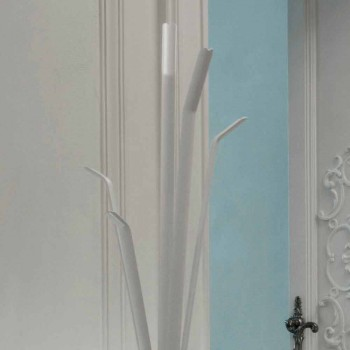 Bonaldo Kadou coat rack with polyethylene design light made in Italy