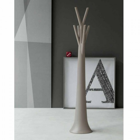 Bonaldo Tree indoor / outdoor coat hanger made of polyethylene made in Italy