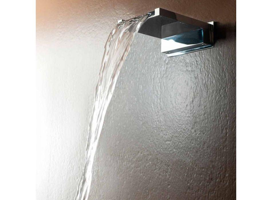 Bossini Mouth Bathtub Waterfall Wall