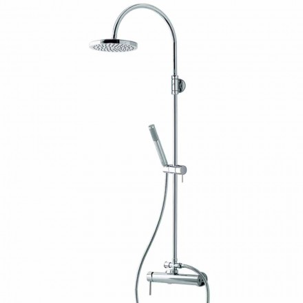 Bossini   shower column with shower mixer Oki Column