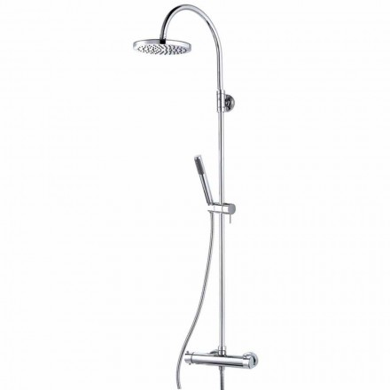 Bossini shower column Oki Column with Thermostatic mixer